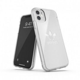 CARCASA ADIDAS ORIGINAL CASE BIG LOGO FW19 CLEAR - COMPATIBLE CON IPHONE 11