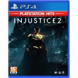 JUEGO PARA CONSOLA SONY PS4 INJUSTICE 2 HITS