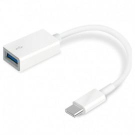 ADAPTADOR USB TIPO-C 3.0 A USB-A TP-LINK UC400 - OTG - COMPATIBLE WINDOWS / MACOS / CHROME OS / LINUX / ANDROID 6.0