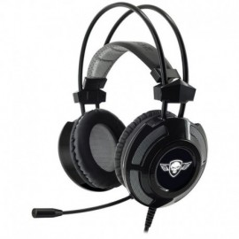 AURICULARES CON MICRÓFONO SPIRIT OF GAMER ELITE-H70 BLACK - DRIVERS 50MM - CONECTOR USB - CABLE 2.4M