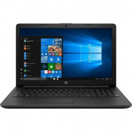PORTÁTIL HP 15-DA0175NS - W10 - INTEL N4000 1.1GHZ - 8GB - 1TB - 15.6'/39.6CM HD - HDMI - BT - NO ODD - NEGRO AZABACHE