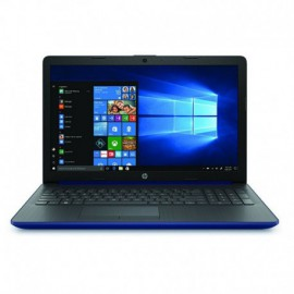PORTÁTIL HP 15-DA0181NS - W10 - INTEL N4000 1.1GHZ - 8GB - 256GB SSD SATA - 15.6'/39.6CM HD - HDMI - BT - NO ODD - AZUL LUMIERE