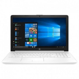 PORTÁTIL HP 15-DA0183NS - W10 - I3-7020U 2.3GHZ - 8GB - 512GB SSD SATA - 15.6'/39.6CM HD - HDMI - BT - NO ODD - BLANCO NIEVE