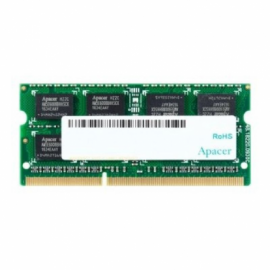 MEMORIA APACER DS.04G2K.HAM 4GB - DDR3 SODIMM - 1600MHZ - 204 PIN - CL 11