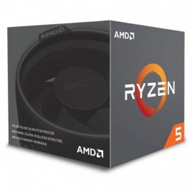 PROCESADOR AMD RYZEN 5 2600 - 3.4GHZ - SOCKET AM4