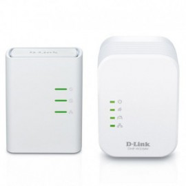 PLC / POWERLINE + REPETIDOR WIFI DLINK DHP-W311AV 500MBPS